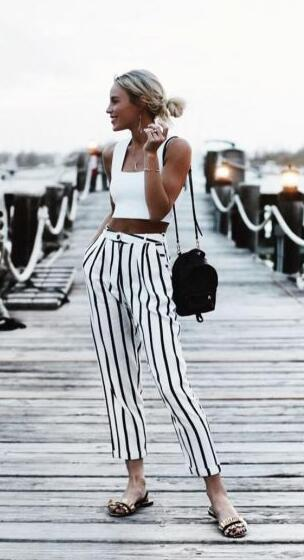 Simple #Outfits To Try This Summer