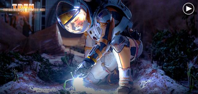 Vezi primul clip viral din noul film sci-fi al regizorul Ridley Scott: The Martian