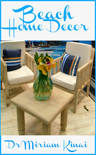 Beach Home Decor uses color pictures and clear explanations to teach you five key interior decorating ingredients so that you can choose home decor accents that are appropriate for a beach home decoration theme.  This interior design book also contains practical examples showing you how to decorate a living room, bedroom and bathroom with a beach home decor theme and make it five dimensional.