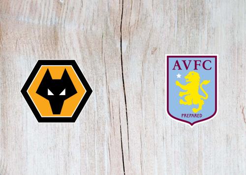 Wolverhampton Wanderers vs Aston Villa -Highlights 10 November 2019