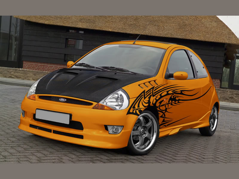 carros tuning ford ka tuning. Black Bedroom Furniture Sets. Home Design Ideas