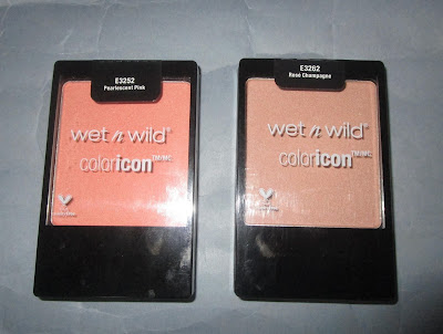 Coloretes de WetNWild