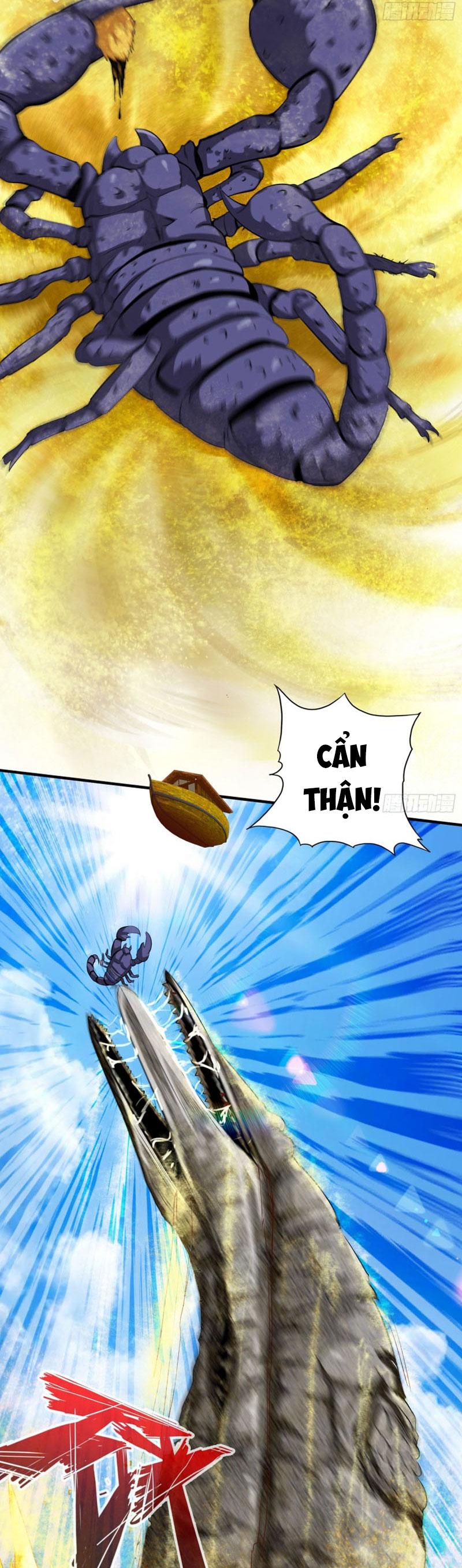 Chư Thiên Ký Chương 287 - Vcomic.net
