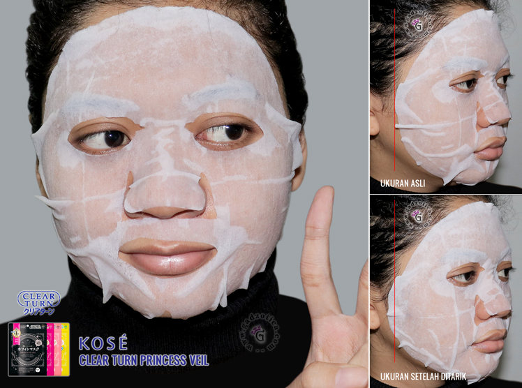 Kose Clear Turn Princess Veil Review