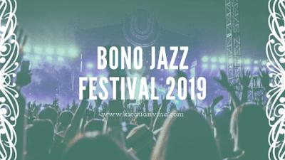 Bono Jazz Festival 2019