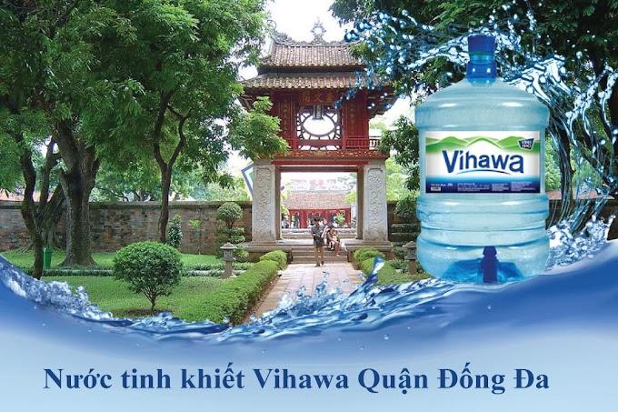 Đại lý nước tinh khiết Vihawa Quận Đống Đa – Hà Nội