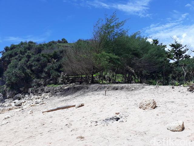 Pantai Baru yang Tersembunyi di Gunungkidul