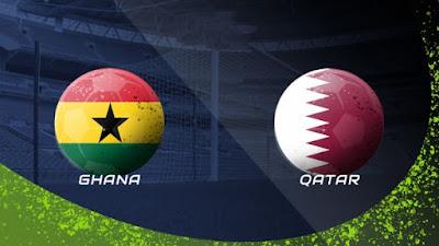 مشاهدة مباراة قطر وغانا 12-10-2020 بث مباشر في مباراة ودية
