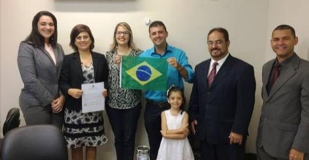 Justiça Federal em Santana do Ipanema concede naturalização a cubano