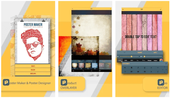 Poster Maker And Poster Designer Mod Apk