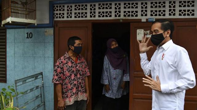 Jokowi: Jangan Sampai Logistik Terganggu Akibat Larangan Mudik