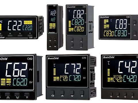 Brainchild Temperature Transmitter and Controller