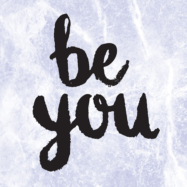My General Life - Be You - Hand lettering
