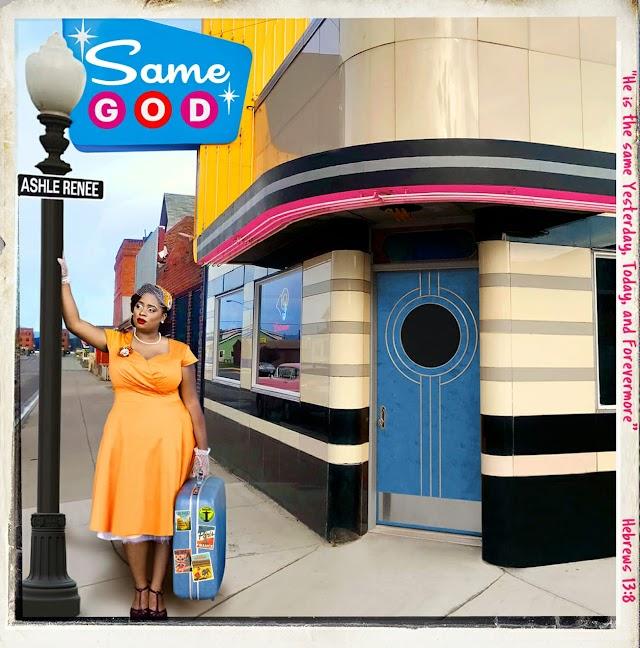 "Emerging Gospel Artist, Ashle Renee Unveils ""Same God"" EP"