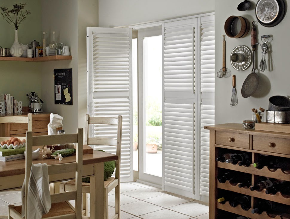 beautiful shutters