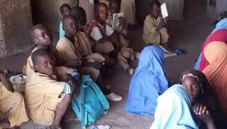 Photos: See the state of some primary schools in Borno