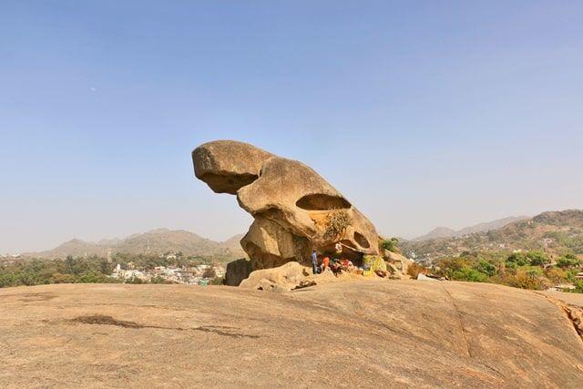 Tod Rock Mount Abu