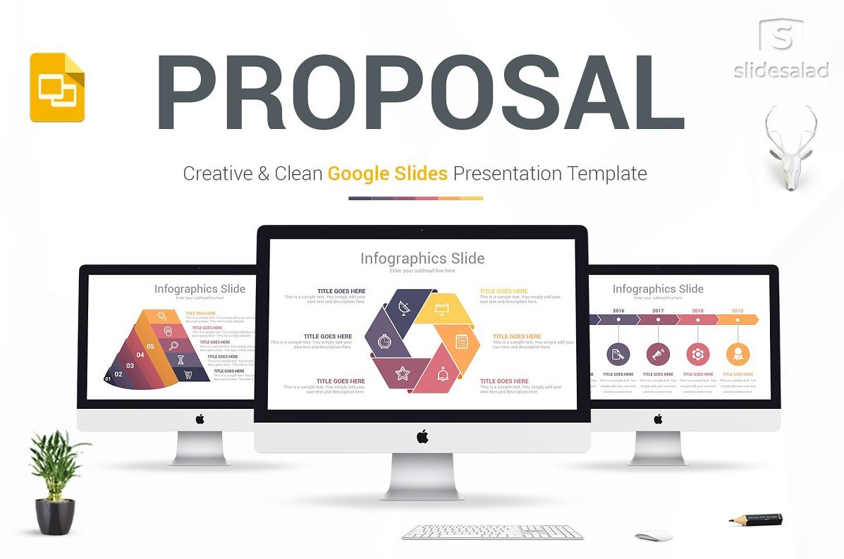 50+ Business Google Slides Templates