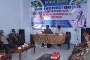 Komisi I DPRD Kota Solok Kunker ke Pol PP Tebo