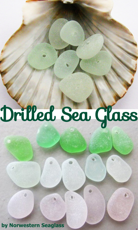 Shop Drilled Seaglass