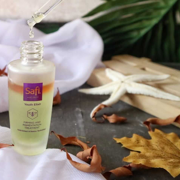 REVIEW SAFI AGE DEFY YOUTH ELIXIR
