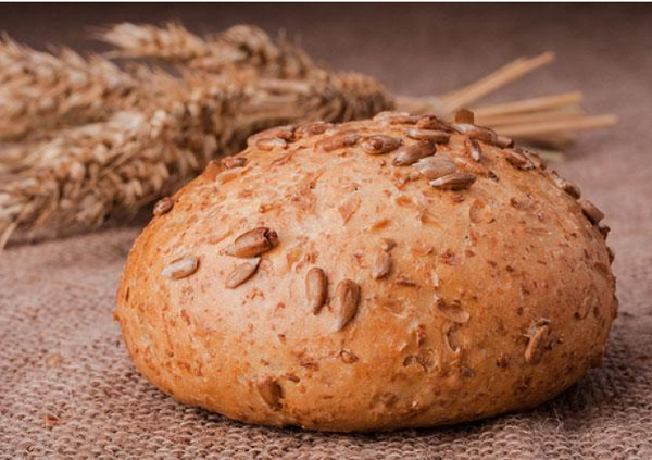 What are the benefits of barley bread for colon