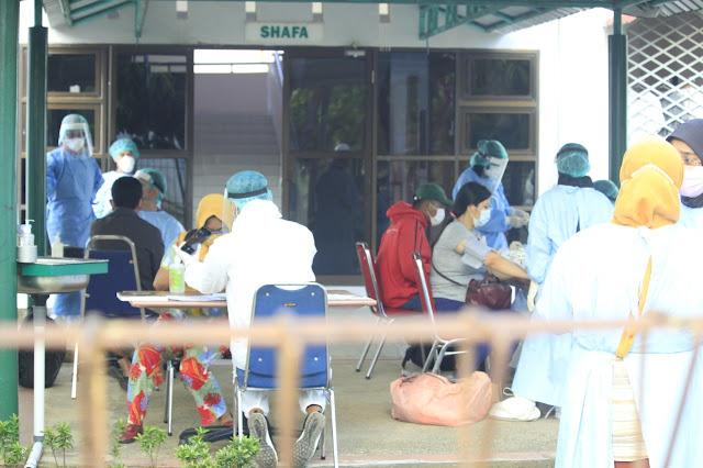Rusun dan Asrama Haji Disiapkan BP Batam Sebagai Tempat Karantina PMI dan Isolasi Pasien OTG Covid-19