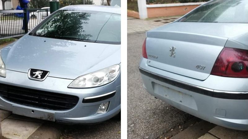 Αντιδήμαρχος του Δήμου Αλεξανδρούπολης κυκλοφορούσε με αυτοκίνητο χωρίς πινακίδες και παρκάρει πάνω σε πεζοδρόμια