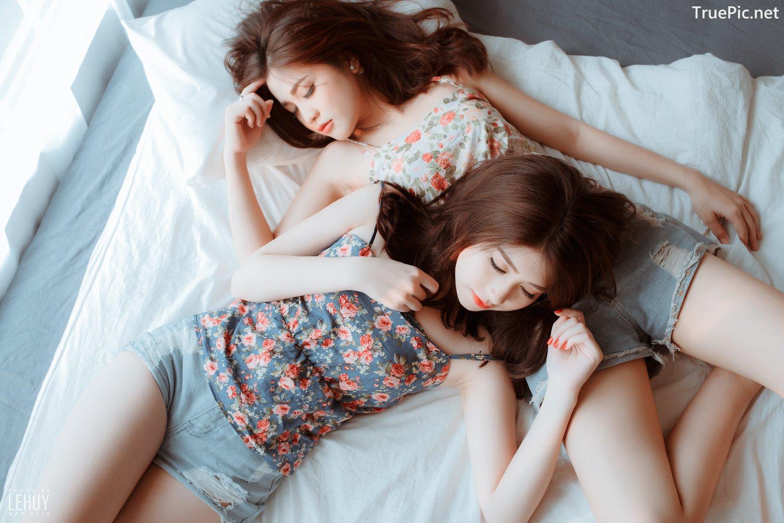 Image-Vietnamese-Hot-Girl-Photo-Beautiful-Twin-Sister-TruePic.net- Picture-10