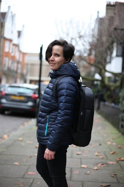 Nano smart backpack