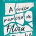 Lançamento: A Única Memória de Flora Banks de Emily Barr