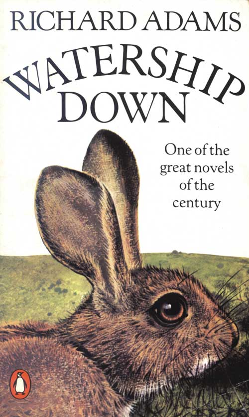 the life and literary works of richard adams At home in the heart of hampshire, richard adams blows out the candles on a huge chocolate cake his publisher has decorated it with maltesers which look for all the world like outsize.
