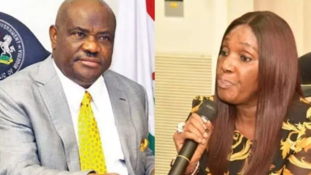 Governor Wike is a man – Ex-NDDC boss, Nunieh recounts her rescue from police