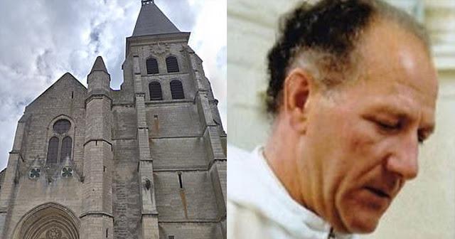 19-летний юноша задушил священника-педофила во Франции