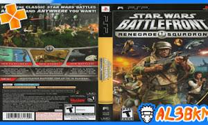 تحميل لعبة Star Wars Battlefront Renegade Squadron psp مضغوطة لمحاكي ppsspp