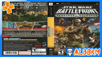 Star Wars Battlefront: Renegade Squadron PPSSPP ISO PSP