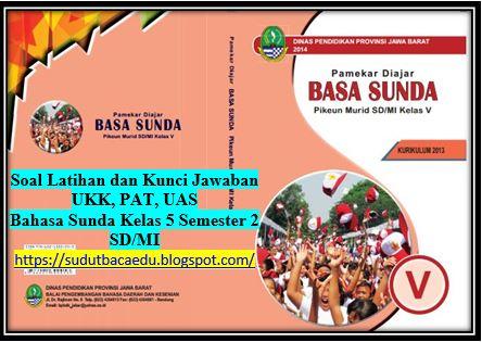Bahasa Sunda Kunci Jawaban Pangrumat Basa Sunda Kelas 5 : Widya Basa Sunda Kelas 5 Sd Thursina Pelajaran Bahasa Sunda Lazada Indonesia : Rancage buku bahasa sunda kelas 5 sd.