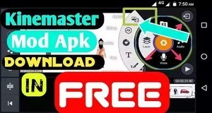kinemaster mod apk free download