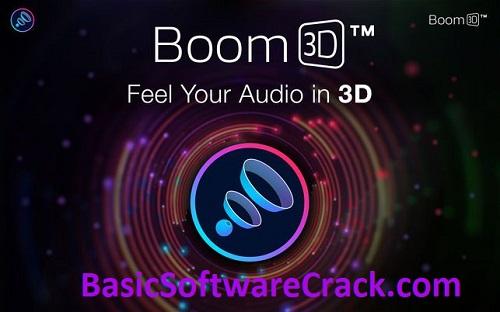 Boom 3D v1.2.5 (x64) + Fix Free Download