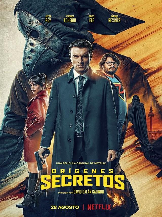 Orígenes Secretos, de Netflix. Crítica De La Película De David Galán