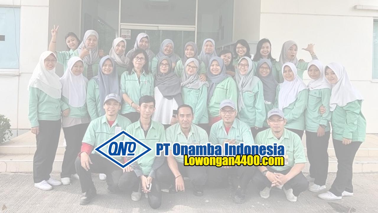 PT Onamba Indonesia