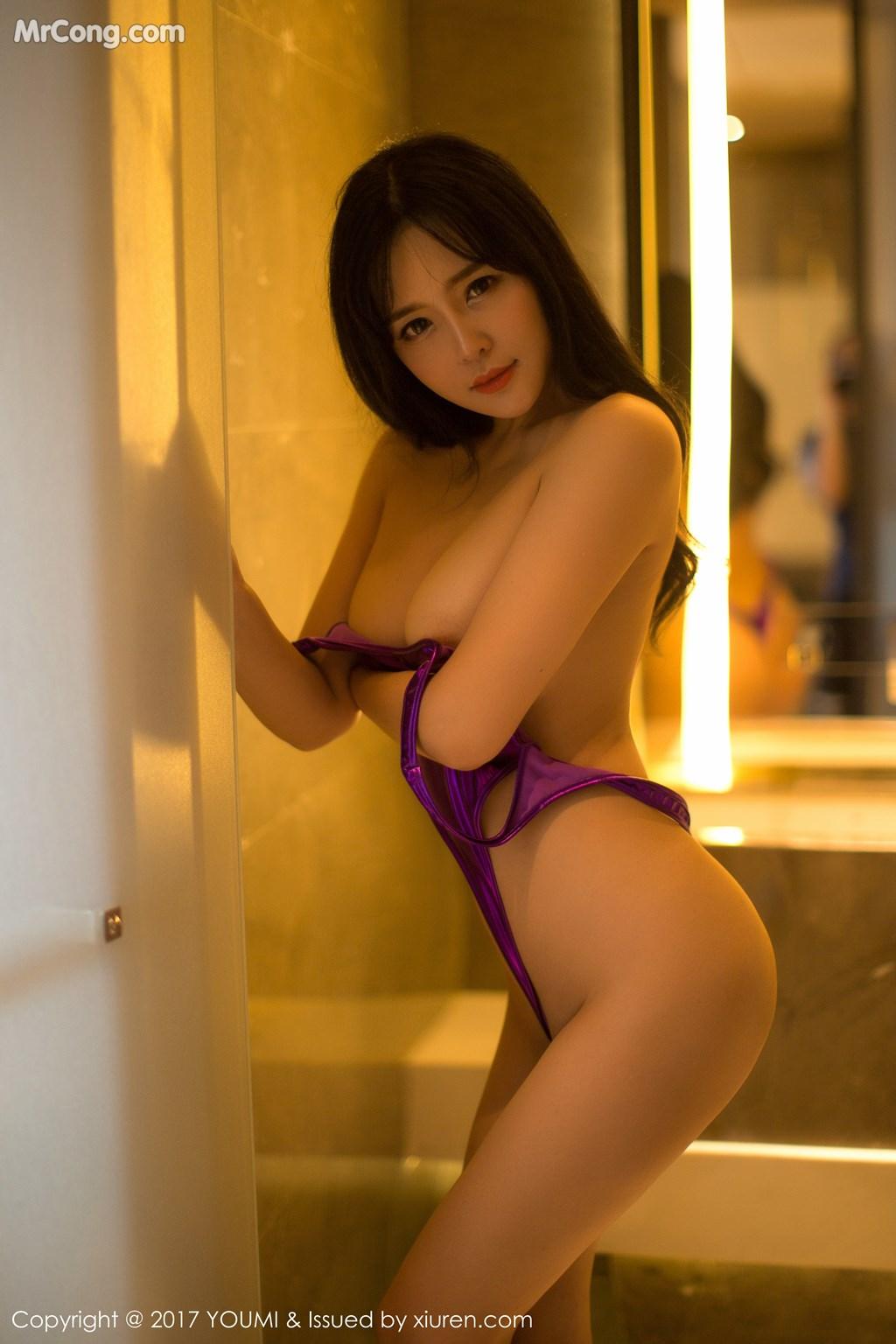 Image YouMi-Vol.064-Liu-Yu-Er-MrCong.com-044 in post YouMi Vol.064: Người mẫu Liu Yu Er (刘钰儿) (46 ảnh)