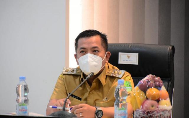 Rakoor Persiapan Pelaksanaan Verifikasi Lapangan Program Kabupaten/Kota Sehat