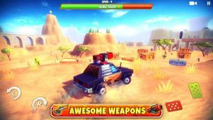 Zombie Offroad Safari Unlimited Money