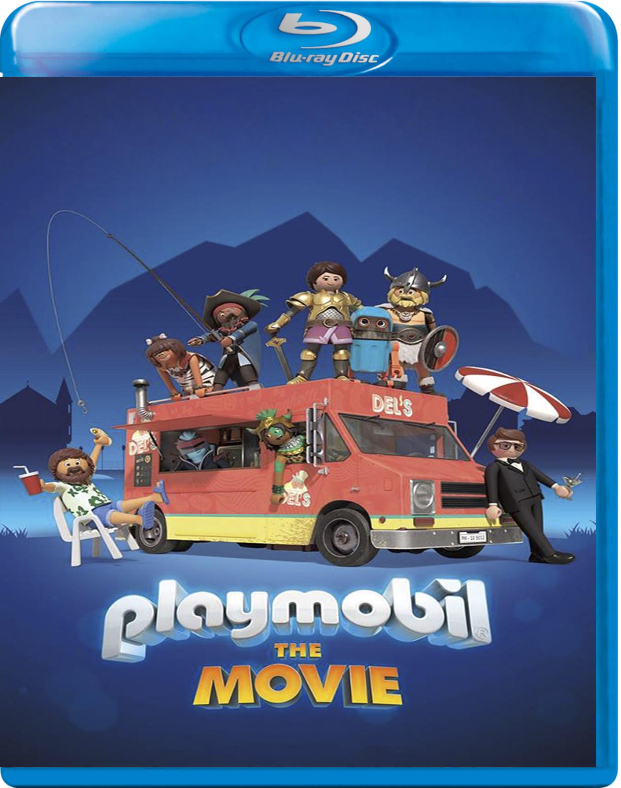 Playmobil: The Movie [2019] [BD25] [Latino]