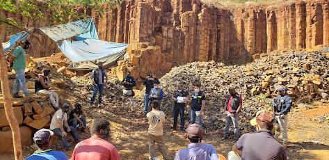 trabalhadores resgatados em condições análogas a de escravos