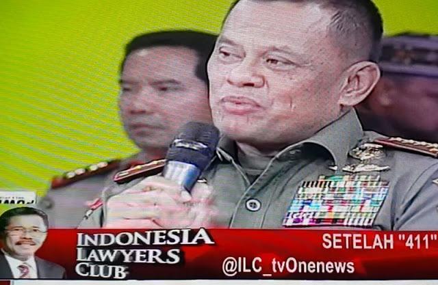 Panglima TNI: Umat Islam Benteng Terakhir NKRI....