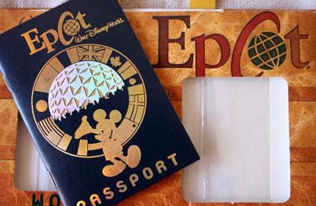 The Epcot World Showcase Passport