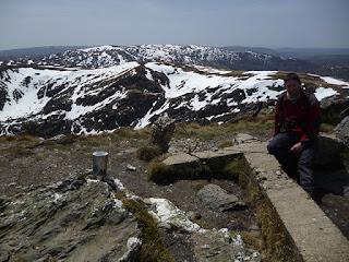 Cumbre de Peña Trevinca (2127 m)