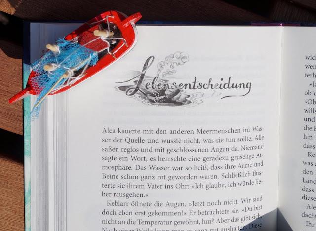 Alea Aquarius: Das Geheimnis der Ozeane (Buchrezension + Verlosung): Band 3 der spannenden Meermädchen Saga von Tanya Stewner. Familie ist nicht so einfach...
